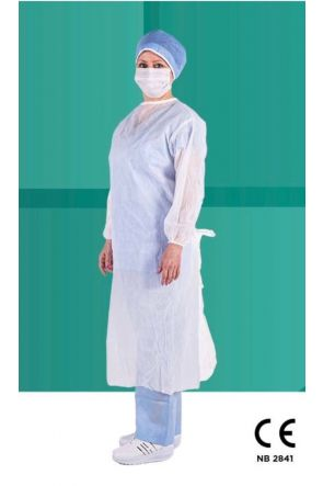 Visitor Gown level  1