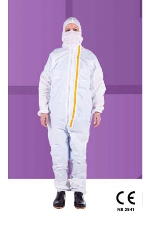 Harzard Suit type 5b/6b Coverall