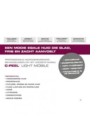 Informatiesheet | Microdermabrasie C-Peel